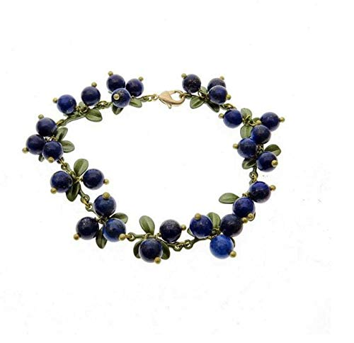 - Necklace | Jewelry | Blueberry Natural Bluestone | Necklace | Women's Wedding Accessories (Bracelet)
