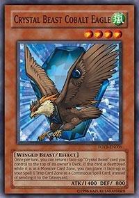 crystal beast eagle - 2