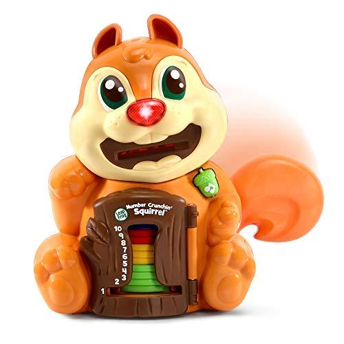 Soaring Squirrel - LeapFrog Number Crunchin Squirrel