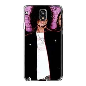 JamieBratt Samsung Galaxy Note3 Scratch Protection Mobile Cover Custom Lifelike Alice Cooper Band Pattern [IXu8408WyTK]