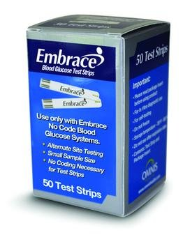 Embrace Test Strips  - 50ct