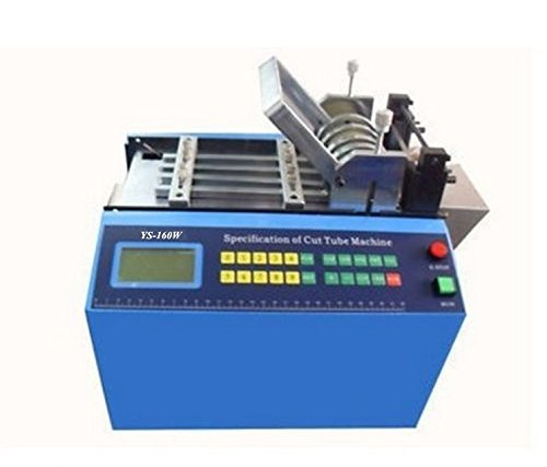 Auto Pipe Cutter Pipe Cutting Machine YS-160W for Heat-shrink Tube Pipe 110V B072PSCGB9