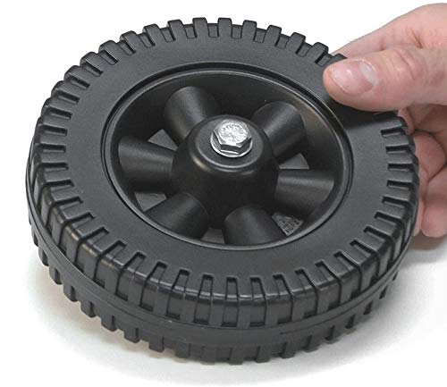 - Coleman Roadtrip Grill Replacement Wheel and Hardware (1 Wheel)