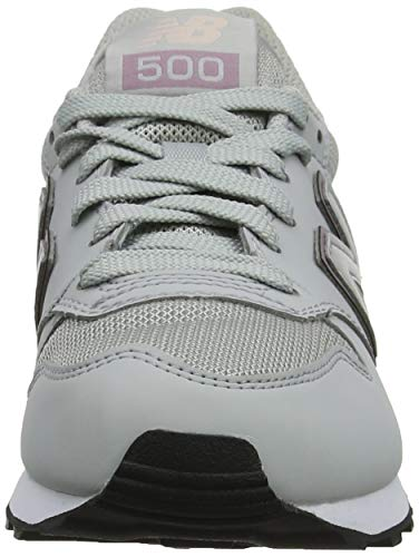 Cloud 500 cashmere Zapatillas rain Srp New Deporte De Pink Mujer Blanco Balance oyster Para Hwvq5vz4