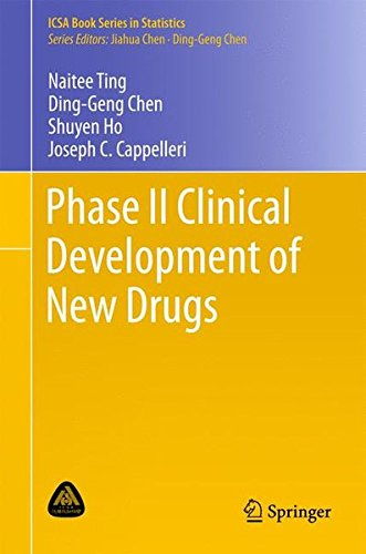 Phase Ii Clinical Development Of New Drugs  Icsa Book Series In Statistics