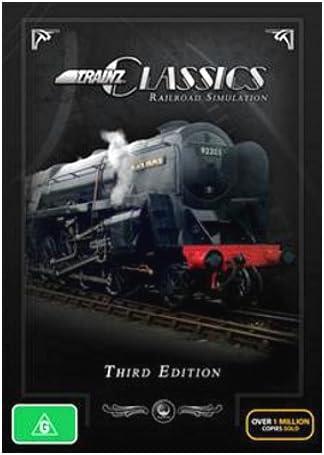 Amazon com: Trainz Classics - Volume 3 [Download]: Video Games