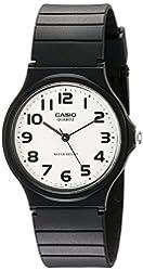 Casio Men's Analog Watch - Black MQ24-7B2 TRG