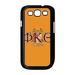 Samsung Galaxy S3 9300 Cell Phone Case Black_Phi Kappa Theta Symbol Zflpo