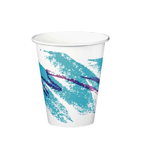 - Solo RP12SP-00055 12 oz Jazz DSP Paper Cold Cup (Case of 2000)