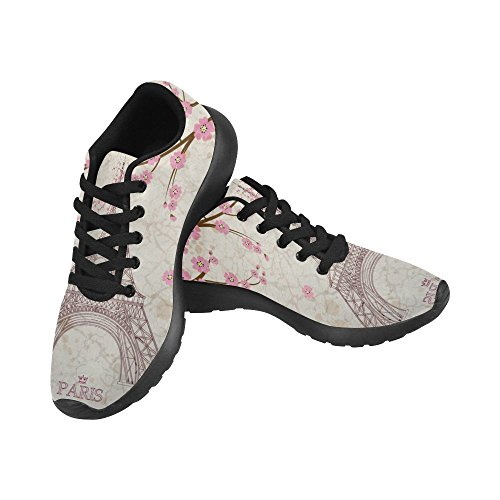 Interestprint Mujeres Footing Running Sneaker Ligero Go Easy Walking Casual Comfort Deportes Zapatillas De Running Multi 7