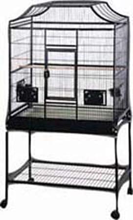 Amazon.com: Una jaula y e Co. Estilo elegante vuelo Jaula ...
