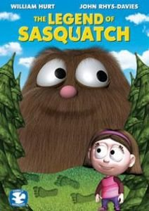 LEGEND OF SASQUATCH (DVD MOVIE)