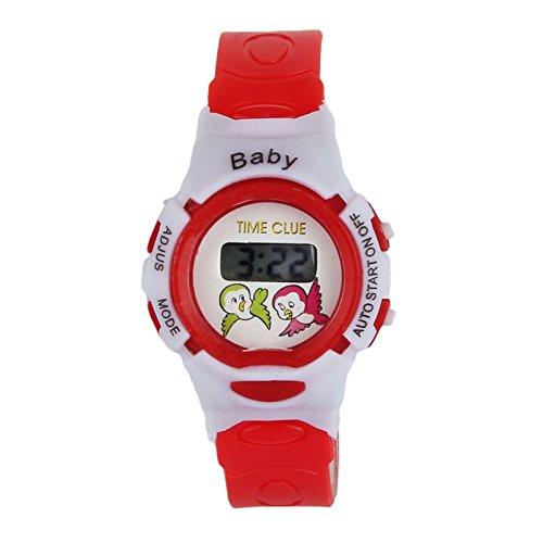 Reloj Colorido para niños. Reloj Digital para niños. Reloj Deportivo Digital para niñas.