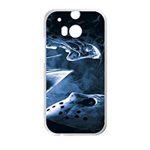 Happy Assassin's Creed Cell Phone Case for HTC One M8