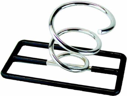 Hairware Table Top Hair Dryer Flat Iron Curling Iron Holder