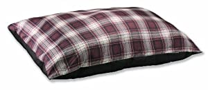 B00K5N7T2E4SJ Dallas Manufacturing Co. Products Wag Bed, 27 by 36-Inch, Brown Plaid