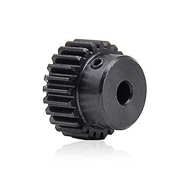 Business & Industrial 1Mod 15T Spur Gear Pinion Gear 45# Steel ...