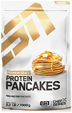 Tortitas de proteína, 1000 g, ESN