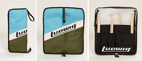 Ludwig LX31BO Atlas Classic Stick Bag from Ludwig