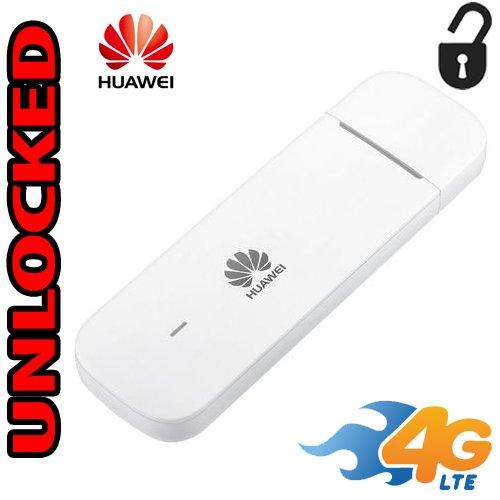 Modem USB 4G LTE Unlocked Huawei E3372 (4G LTE USA Latin & Caribbean) 150 mbps Support External Antenna by Huawei22