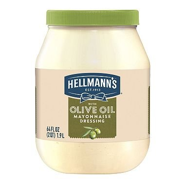 e Dressing With Olive Oil (64 fl. oz.) ()