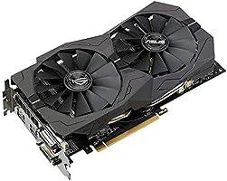 ASUS ROG Strix Radeon RX 570 O4G Gaming OC Edition GDDR5 DP