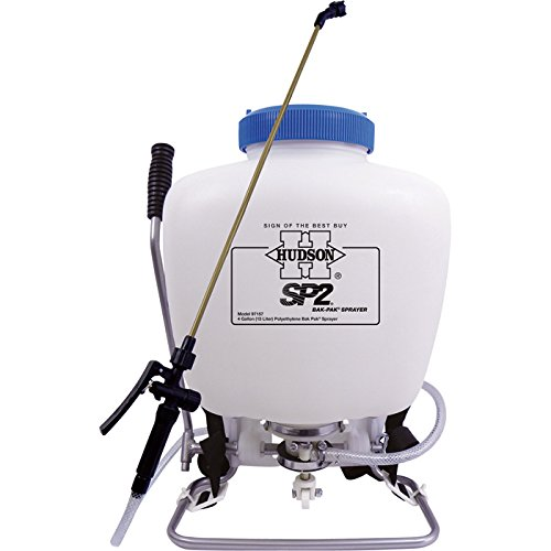 Hudson 97157 SP2 Piston Pump Bak-Pak Sprayer