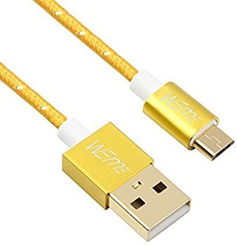 WEme 1m / 3.28ft Micro USB Cables