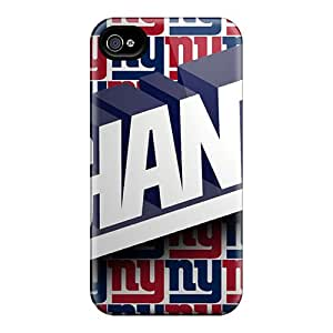 Protective Cell-phone Hard Covers For Iphone 4/4s (dkC2178VIos) Custom Fashion New York Giants Pictures
