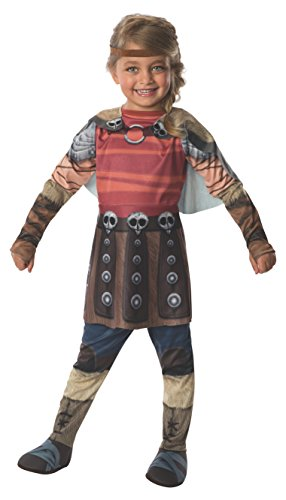 Rubies How to Train Your Dragon 2 Astrid Costume, Toddler Size ()