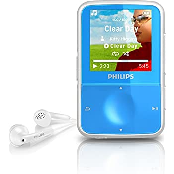 philips gogear vibe 4gb mp3 player home audio theater. Black Bedroom Furniture Sets. Home Design Ideas