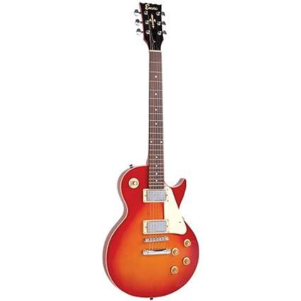 Encore E99CSB E99 - Guitarra eléctrica, color cereza