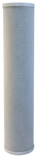 Aquaboon C-20BB Big Blue Whole House Water Filter with Block Activated Carbon, 20-Inch by Aquaboon Purenex