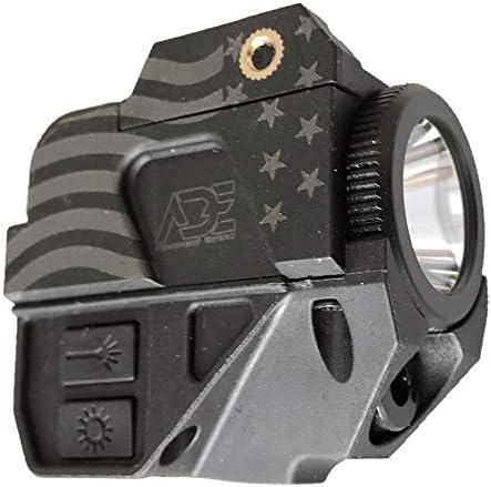 LS007G 1 Rechargeable Handgun Flashlight Springfield