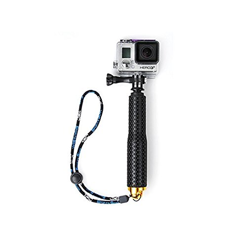 Adjustable Aluminum Telescoping Handheld Monopod