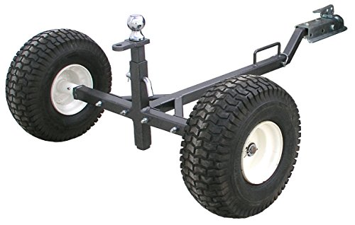Best Review Of Tow Tuff TMD-800ATV ATV Weight Distributing Adjustable Trailer Dolly