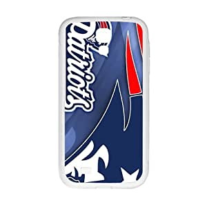 New England Patriots Fashion Comstom Plastic case cover For Samsung Galaxy S4
