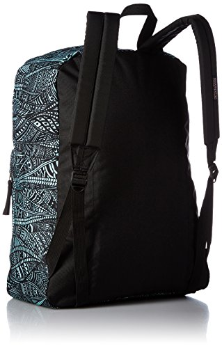 Dash Black Superbreak Adult Aqua Ink Backpack Label Unisex Scribbled Jansport fZT6w