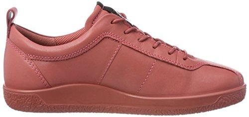 Ecco Damen Soft 1 Sneaker Rosa (Rosato)