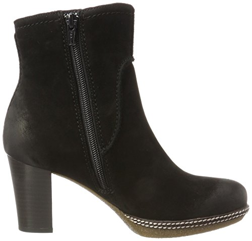 Comfort Schwarz Femme Bottes 47 Gabor Sport Micro Noir Shoes 5wIx70