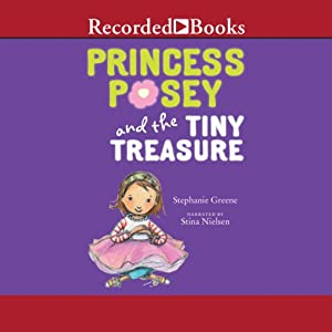Princess Posey and the Tiny Treasure Audiobook