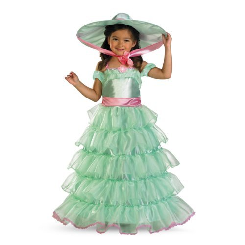 Southern Belle Costume - Toddler Medium -