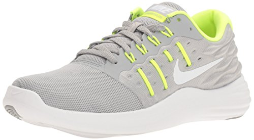 NIKE Womens Lunarstelos Running Shoe Wolf Grey/White-volt DB5FggNanZ