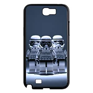 Beautiful Novel Innovative Gifts Samsung Galaxy N2 7100 Cell Phone Case Black Star Wars 006 Trendy OTWZJ8134868