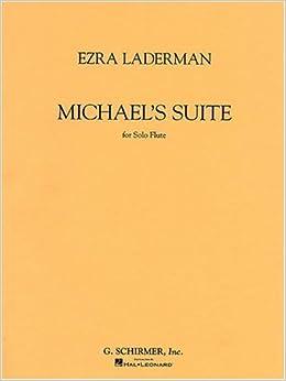 Michael's Suite for Solo Flute