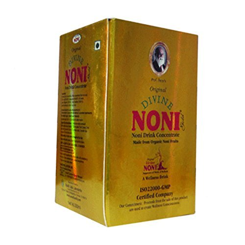 Prof. Peter's Divine Noni Gold Organic Drink Concentrate 400ml (Noni Juice Concentrate compare prices)