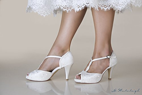 Brautschuhe Betty by G. Westerleigh