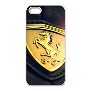 Happy Ferrari sign fashion cell phone case for iPhone 5S