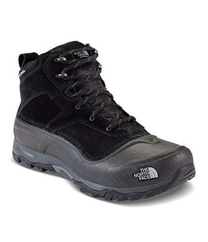 - The North Face Men's Snowfuse TNF Black/TNF Black 10.5 D US D (M)