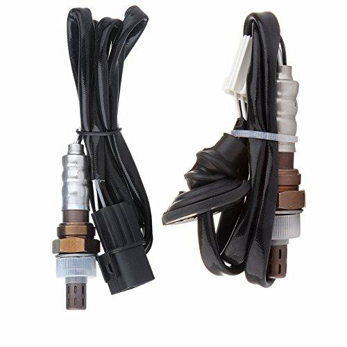 Oxygen Sensor,ECCPP Upstream+Downstream Fit 234-4642 234-4739 for 2002-2005 Mitsubishi Lancer 2PCS